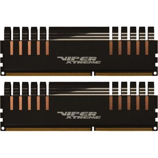 8GB Patriot Viper Xtreme Series Division 2 DDR3-1600 DIMM CL9 Dual Kit