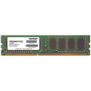8GB Patriot Signature Line DDR3-1333 DIMM CL9 Single