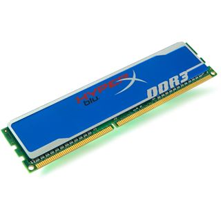 2GB Kingston HyperX Black DDR3-1600 DIMM CL9 Single