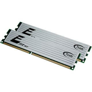 8GB TeamGroup Elite Series DDR3L-1600 DIMM CL11 Dual Kit