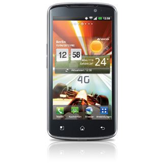 LG Electronics Optimus True HD LTE P936 4 GB schwarz
