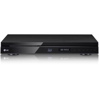 LG HR925S Blu-ray Player DVB-S2, 500 GB HDD, Timeshift