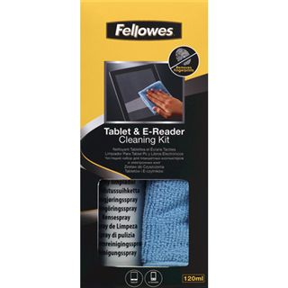 (€5,71*/100ml) Fellowes GmbH Tablet Reinigungskit 120ml Pumpspray (9930501)