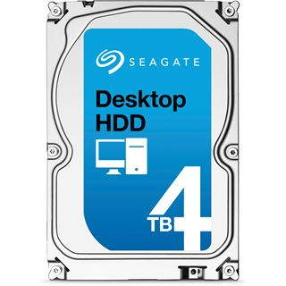 "4000GB Seagate Desktop HDD ST4000DM000 64MB 3.5"" (8.9cm) SATA 6Gb/s"
