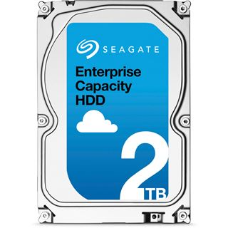 "2000GB Seagate Enterprise Capacity 3.5 HDD ST2000NM0023 128MB 3.5"" (8.9cm) SAS 6Gb/s"