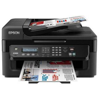 Epson WorkForce WF-2520NF Tinte Drucken/Scannen/Kopieren/Faxen LAN/USB 2.0