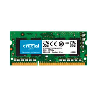 4GB Crucial CT51264BF160B DDR3-1600 SO-DIMM CL11 Single