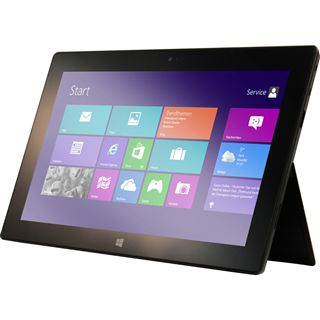"10.1"" (25,65cm) Microsoft Surface WiFi/Bluetooth V4.0 32GB schwarz"