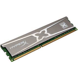 4GB Kingston HyperX 10th Year Anniversary Edition DDR3-1866 DIMM CL9 Single