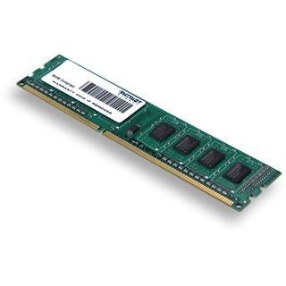 4GB Patriot Signature Line DDR3-1600 DIMM CL11 Dual Kit