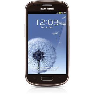 Samsung Galaxy S3 Mini I8190 8 GB braun