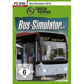 Astragon Software Gm Bus-Simulator 2012 (PC)