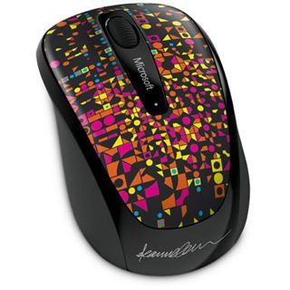 Microsoft Mouse 3500 USB Artist Cheuk (kabellos)