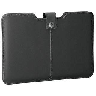 Targus Twill 13 Sleeve MacBook Black