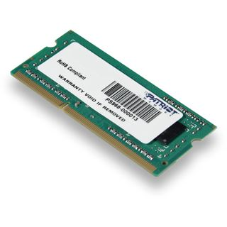 1GB Patriot Signature Line DDR2-800 SO-DIMM CL5 Single