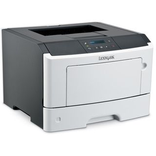 Lexmark MS410d S/W Laser Drucken Parallel/USB 2.0