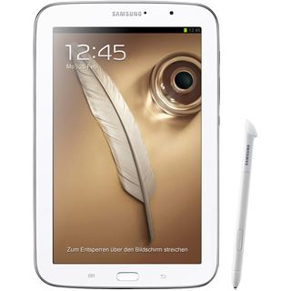"8.0"" (20,32cm) Samsung Galaxy Note 8.0 WiFi/Bluetooth V4.0 16GB weiss"