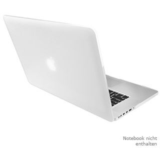 SwitchEasy cocoon Milky White (SW-COCPRO13R-W): Polycarbonate case für MacBook Pro 13û (with Retina Display)