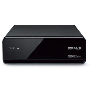 "2000GB Buffalo DriveStation HD-AVS2.0U3-EU 3.5"" (8.9cm) USB 3. schwarz"