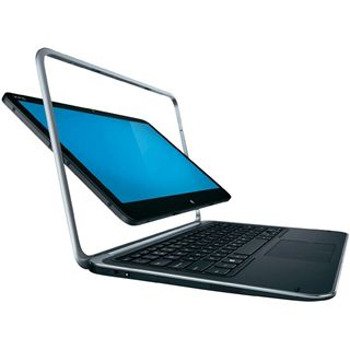 "Notebook 12,5"" (31,75cm) Dell XPS Duo 12 221x-054 i7, 8GB, 256GB, Win8"