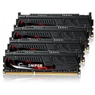 16GB G.Skill SNIPER DDR3-2400 DIMM CL11 Quad Kit
