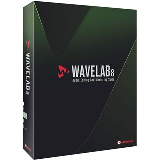 Steinberg WaveLab 8, Upgrade von WaveLab 7 32/64 Bit Multilingual Upgrade