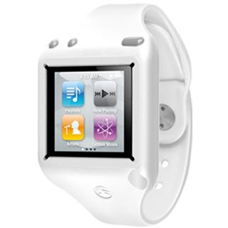 SwitchEasy TICKER White (SW-TKN6-W):Protection Solution für iPod nano 6G