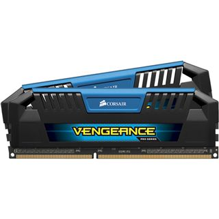 8GB Corsair Vengeance Pro Series blau DDR3-1866 DIMM CL9 Dual Kit