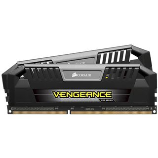 16GB Corsair Vengeance Pro Series silber DDR3-1866 DIMM CL9 Dual Kit
