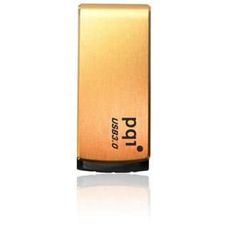 32 GB PQI Intelligent Drive U822V gold USB 3.0