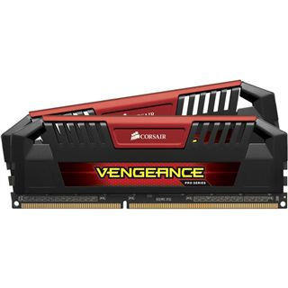 8GB Corsair Vengeance Pro rot DDR3-2133 DIMM CL11 Dual Kit