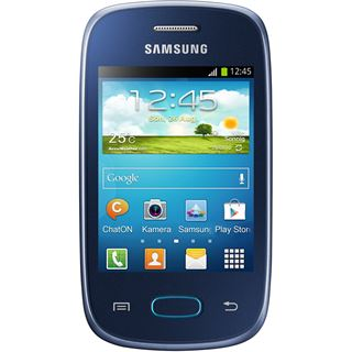 Samsung Galaxy Pocket Neo S5310 4 GB schwarz/blau