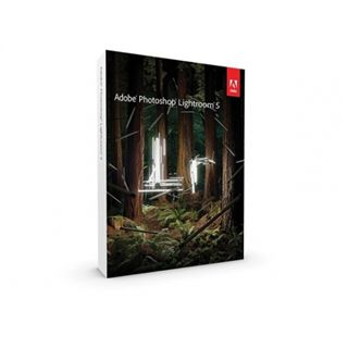 Adobe Photoshop Lightroom 5.0 32/64 Bit Englisch Grafik EDU-Lizenz PC/Mac (DVD)
