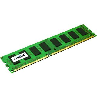 4GB Crucial CT51264BA160BJ DDR3-1600 DIMM CL11 Single