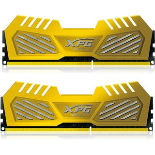 8GB ADATA XPG Gaming Series v2.0 gold DDR3-1600 DIMM CL9 Dual Kit
