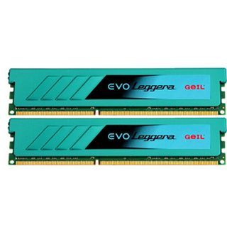 8GB GeIL EVO Leggera DDR3-2400 DIMM CL11 Dual Kit
