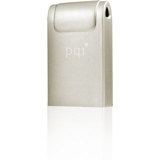 16 GB PQI ideal i-series i-Neck silber USB 3.0