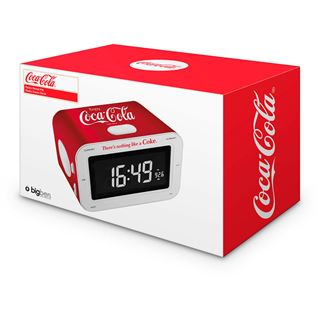 Big Ben Coca Cola Radio Alarm