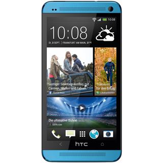 HTC One 32 GB blau