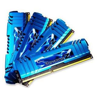 32GB G.Skill RipJawsZ DDR3-2133 DIMM CL10 Quad Kit