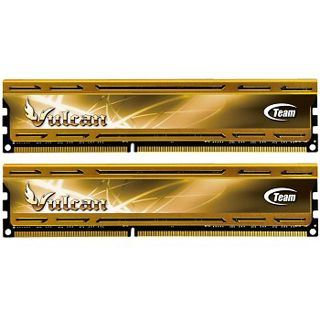 8GB TeamGroup Vulcan Series gold DDR3-2133 DIMM CL10 Dual Kit