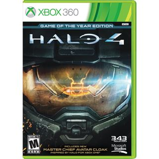 Microsoft HALO 4 Game-of-the-Year-Edition (X360)