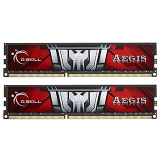 8GB G.Skill Aegis DDR3L-1600 DIMM CL11 Dual Kit