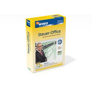 Buhl Data Service WISO Steuer-Office 2014 32/64 Bit Deutsch Finanzen Vollversion PC (DVD)