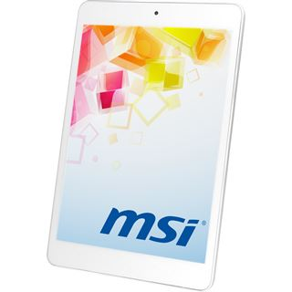 "7.85"" (19,94cm) MSI Primo 81-216S WiFi 16GB weiss/silber"