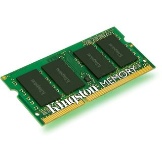 2GB Kingston ValueRAM DDR3-1600 SO-DIMM CL11 Single
