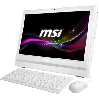"20"" (50,80cm) MSI Wind Top AP200-W34134G50S7VMAX Touch All-in-One PC"