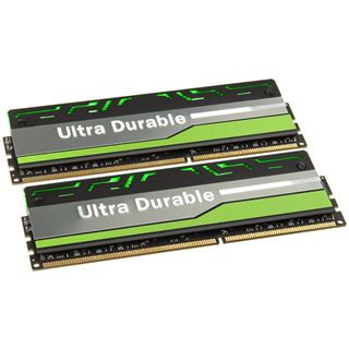 16GB Avexir Blitz Series 1.1 G1.Sniper grüne LED DDR3-1866 DIMM CL9 Dual Kit