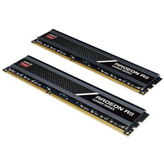 8GB AMD Radeon R9 Gamer Series DDR3-2133 DIMM CL10 Dual Kit
