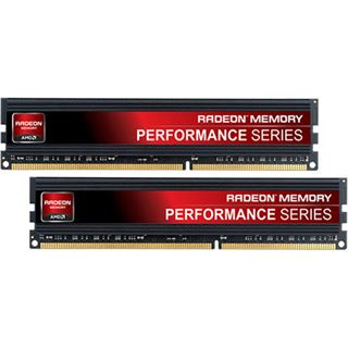 8GB AMD Radeon R7 Performance Series DDR3-1866 DIMM CL9 Dual Kit